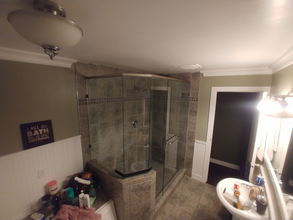 Shower Doors On Vancouver Island Serving Nanaimo